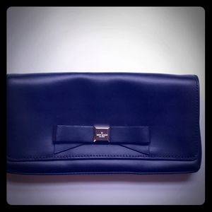 Kate spade clutch practically new